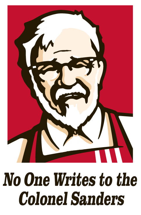 No one writes to the colonel essay